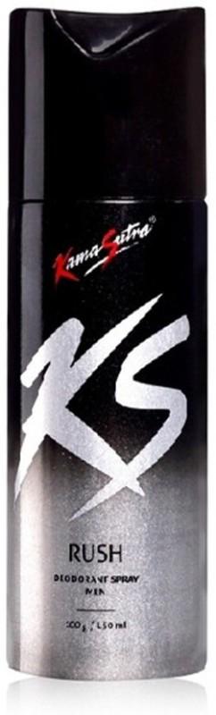 KamaSutra rush Body Spray - For Men(150 ml)