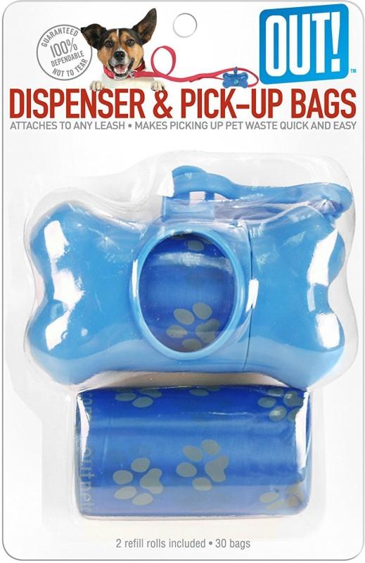 Bramton Dog Waste Pickup Bags(30 Bags 2 Rolls)