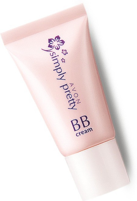 Avon SIMPLY PRETTY BB CREAM 18G - LIGHT Foundation(LIGHT, 18 g)
