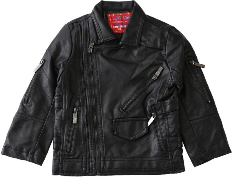 Lilliput Full Sleeve Solid Boys Jacket