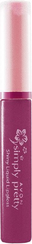 Avon SP SHINE LIQUID LIP GLOSS 3ML - RESTAGE - AMETHYST GLITTERS(3 ml, AMETHYST GLITTERS)