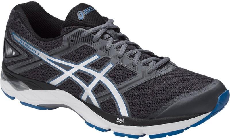 Asics Running Shoes For Men(Black)