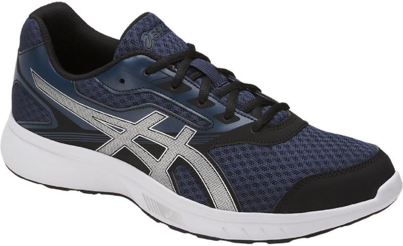 Asics Walking Shoes For Men(Blue, Grey)