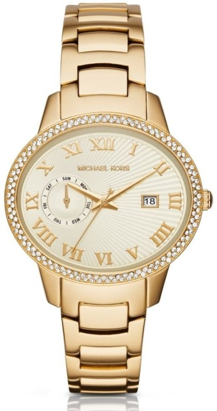 Michael Kors MK6227 Watch - For Women(End of Season Style)