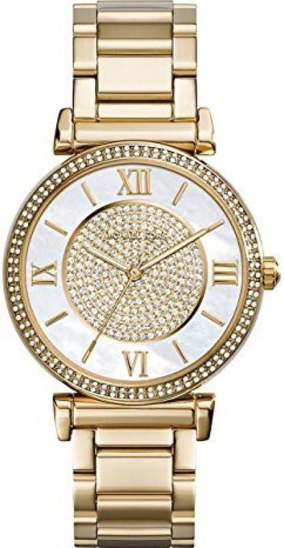 Michael Kors MK3332 Watch - For Women