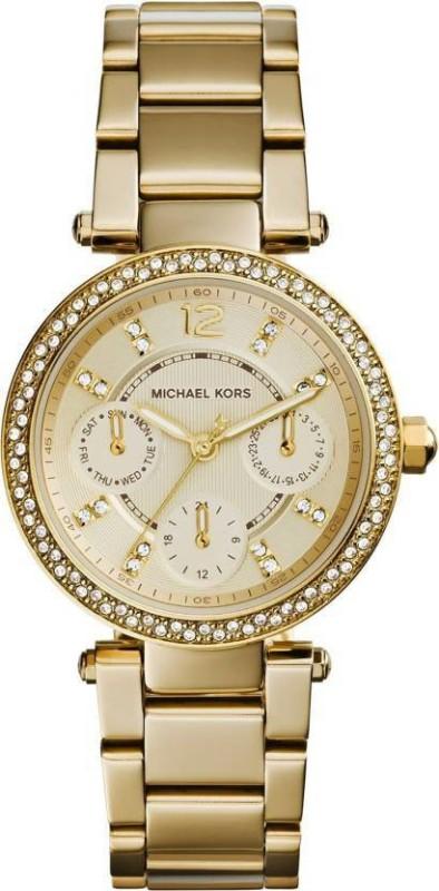Michael Kors MK6056 Watch - For Women