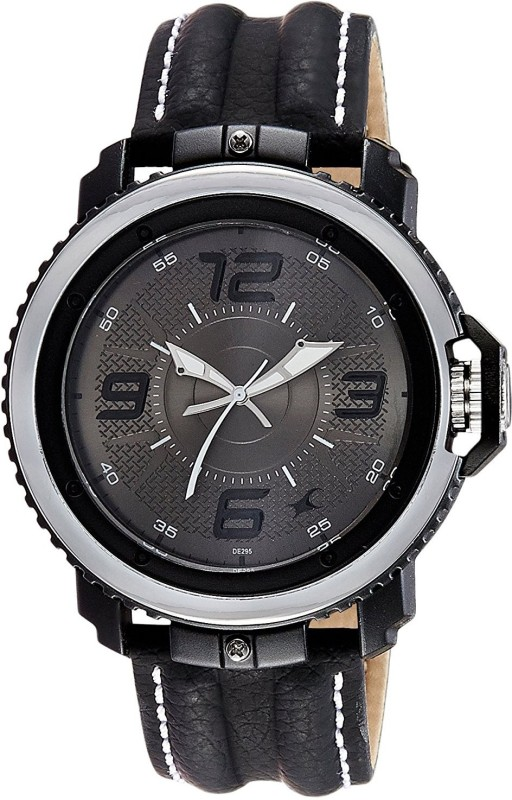 Fastrack 38017PL01 Watch  - For Men