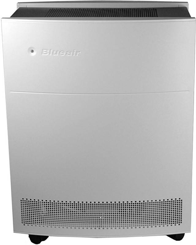 Blueair Classic 650 E Smoke Stop Filter Portable Room Air Purifier(White)