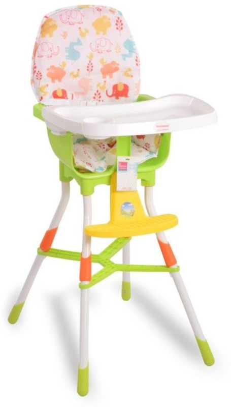 Morisons Baby Dreams Baby High Chair(Green)