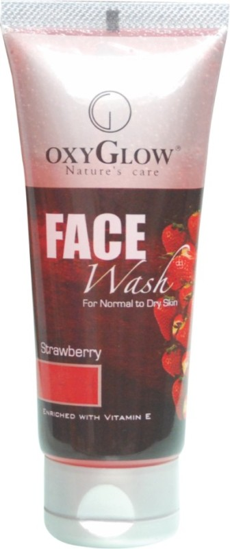 Oxyglow STRAWBERRY FACE WASH 50gm Face Wash(50 ml)