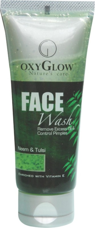 Oxyglow NEEM & TULSI FACE WASH 50gm Face Wash(50 ml)