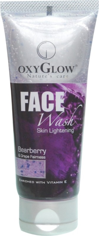 Oxyglow BEARBERRY FACE WASH 50gm Face Wash(50 ml)