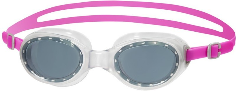 Speedo Unisex Futura Classic Junior Swimming Goggles(Pink)