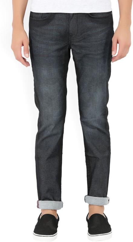 V.Dot by Van Heusen Slim Mens Black Jeans