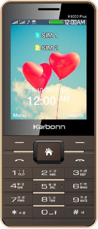 Karbonn K4000 Plus(Coffee Champ) K4000 Plus