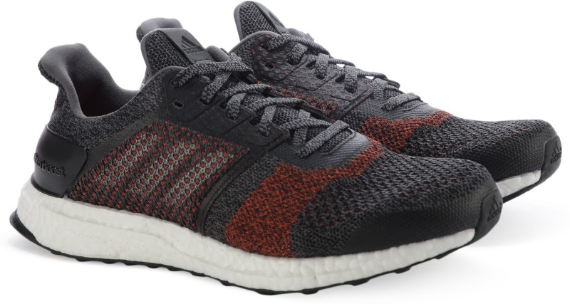 ADIDAS ULTRABOOST ST M Running Shoes For Men(Black)