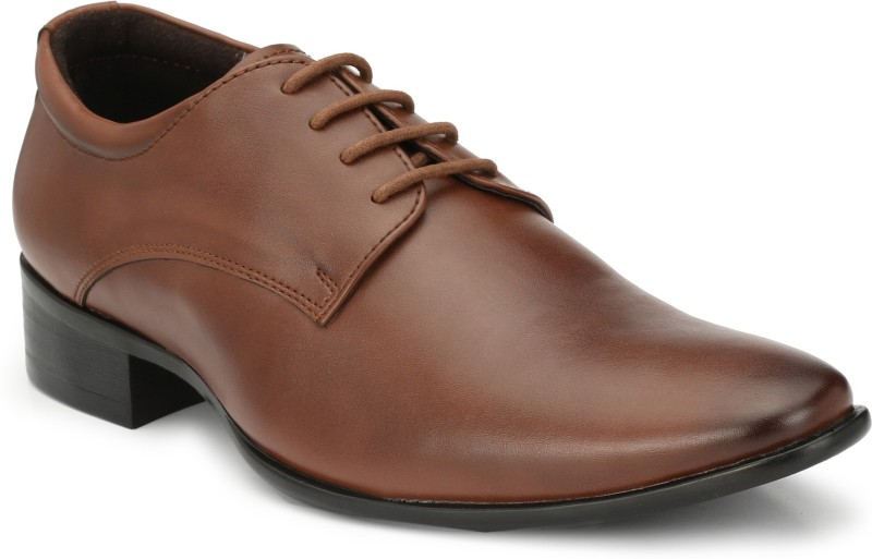Delize Derby For Men(Tan)