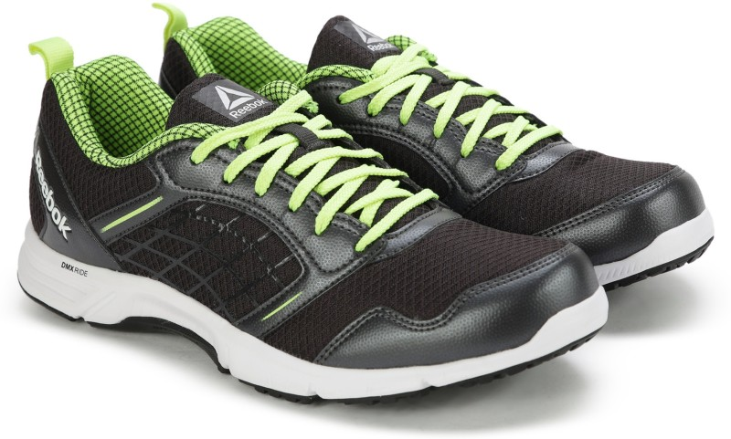 REEBOK ROAD RUSH Running Shoes For Men(Black)