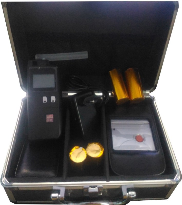 Mangal Alcohol breath analyser KT8000 Analytical Scale