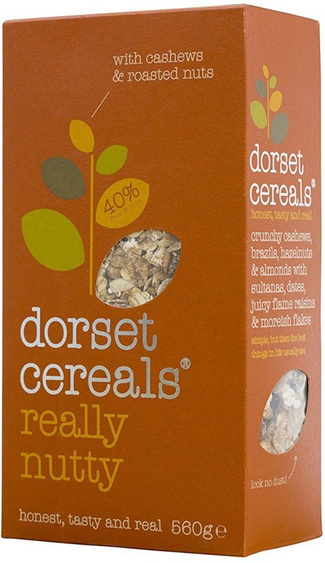 Dorset Cereals Dorset Really Nutty(560 g, Box)