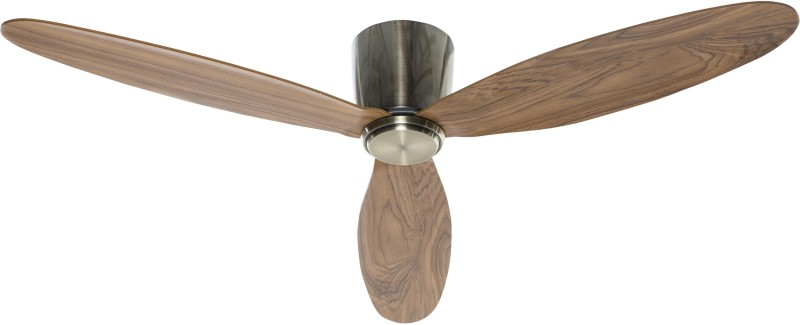 Anemos Jive Hugger AB 3 Blade Ceiling Fan(Antique Brass)