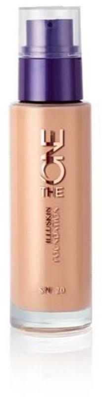 Oriflame Sweden The One IlluSkin Foundation, Nude Pink Foundation(Nude Pink, 30 ml)