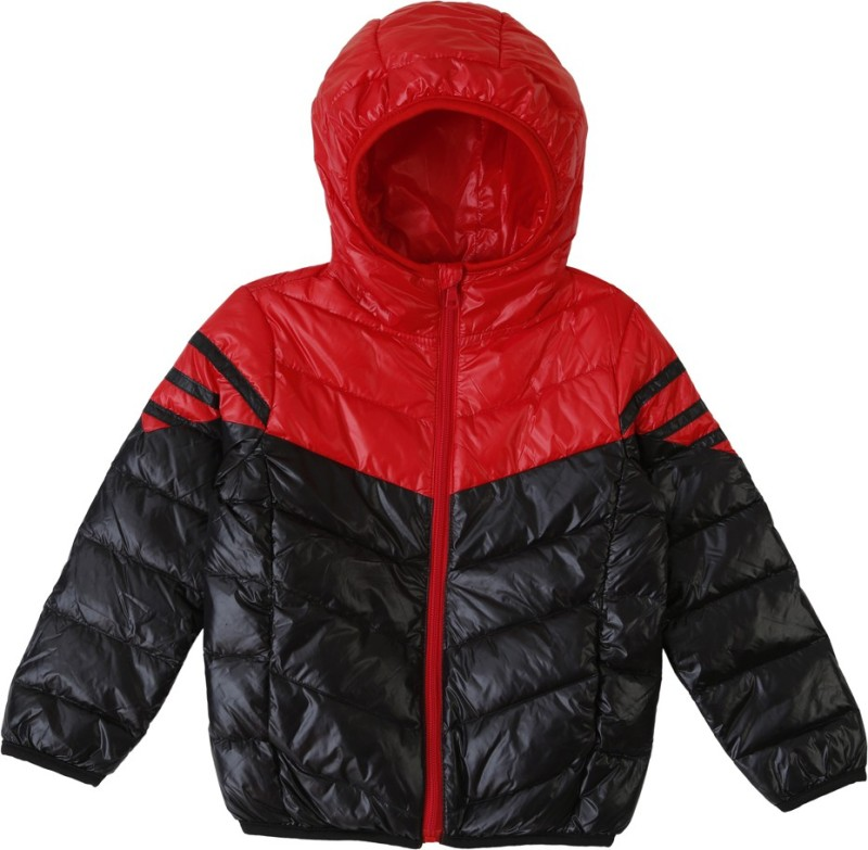 Lilliput Full Sleeve Solid Boys & Girls Jacket