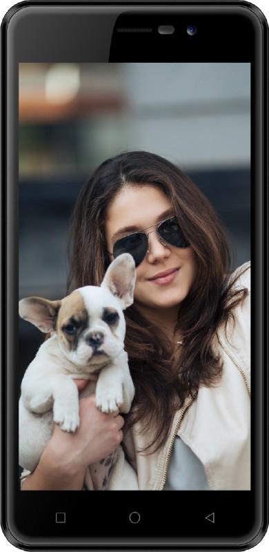 Karbonn K9 Smart Selfie (Blue, 8 GB)(1 GB RAM) image
