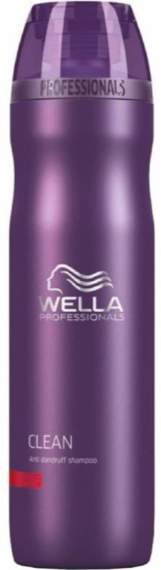 wella Professionals clean antidandruff shampoo(250 ml)