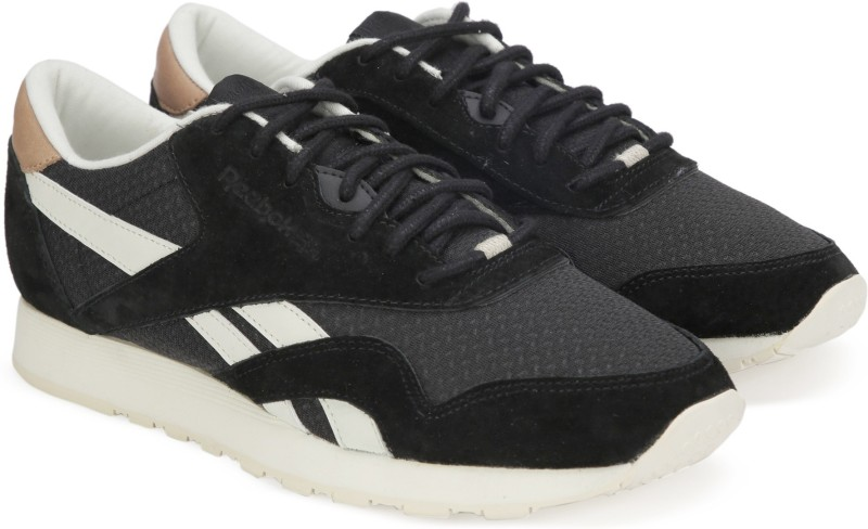 REEBOK CL NYLON P Sneakers For Men(Black)