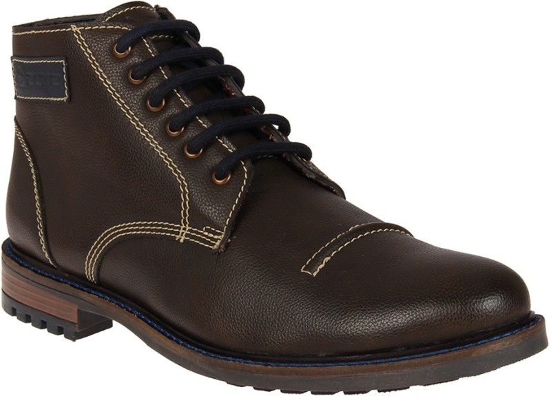Duke Boots For Men(Brown)