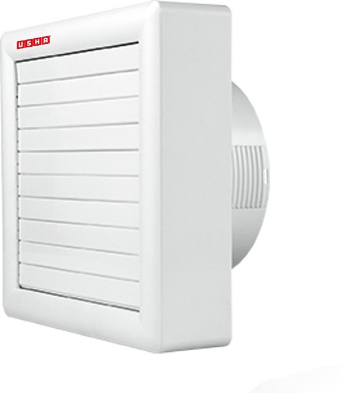 Usha Crisp Air Premia 150mm Exhaust Fan (White) 5 Blade Exhaust Fan(white)
