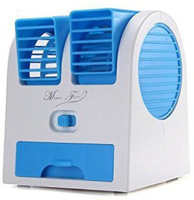 Adbeni USB Mini Fan 12 Blade Table Fan(Assorted Color)