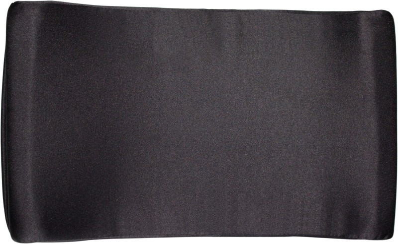 mammas maternity Solid Back Cushion Pack of 1(Black)