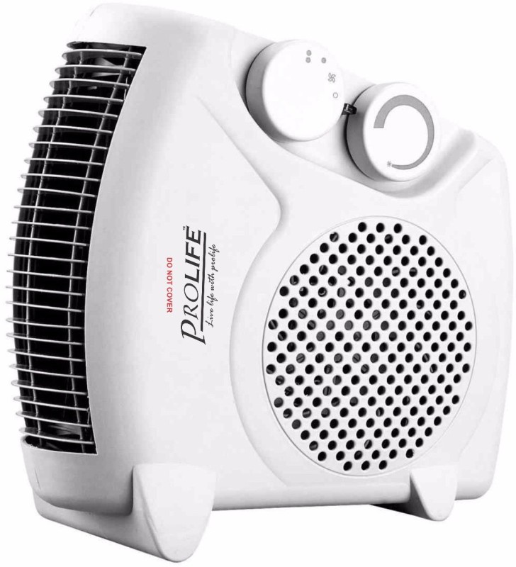 prolife Staywarm 2000W Upright / Flatbed Fan Heater (ISI APPROVED)...