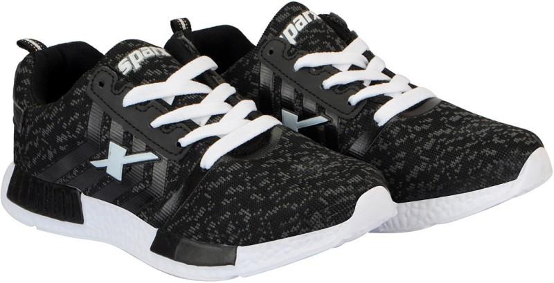 Sparx Womens Running Shoes For Women(Black, White)