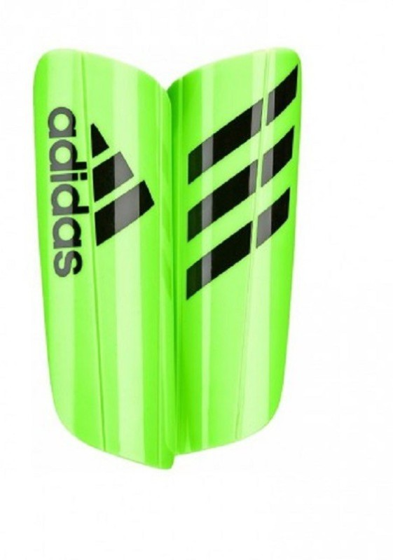 ADIDAS Ghost Lesto Football Shin Guard(L, Green)