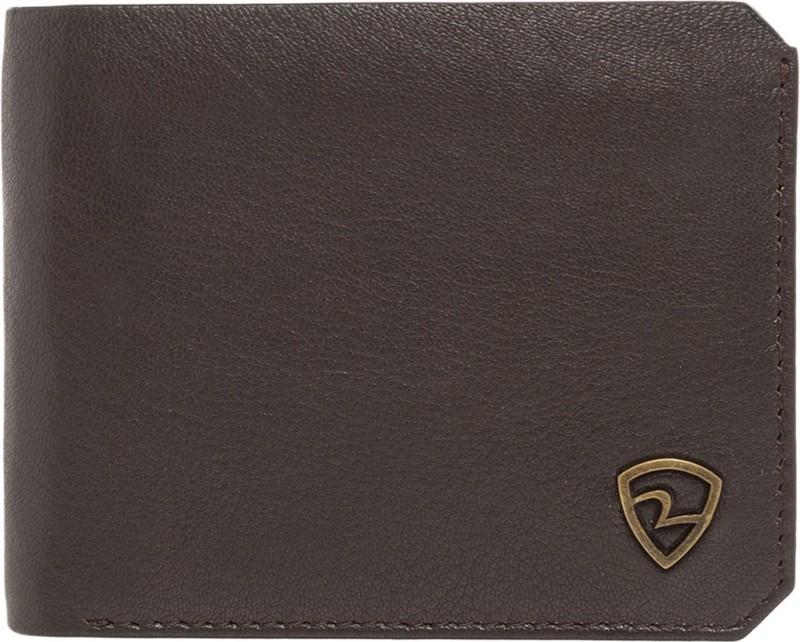 Spykar Men Brown, Tan Genuine Leather Wallet(4 Card Slots)