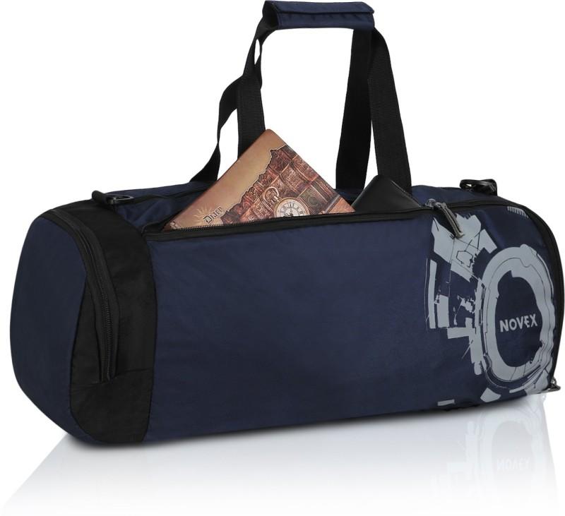 Novex Rove Travel Duffel Bag(Blue)
