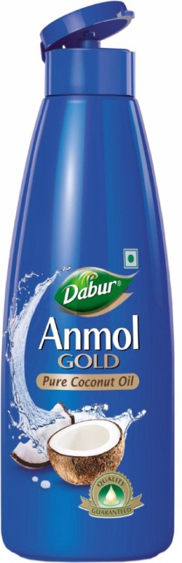 Dabur Anmol Gold Pure Coconut Hair Oil(500 ml)