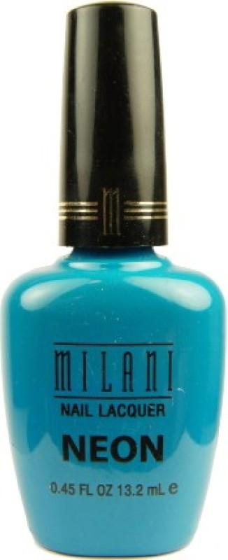 Milani Neon Nail Lacquer Dude Blue(13.2 ml)