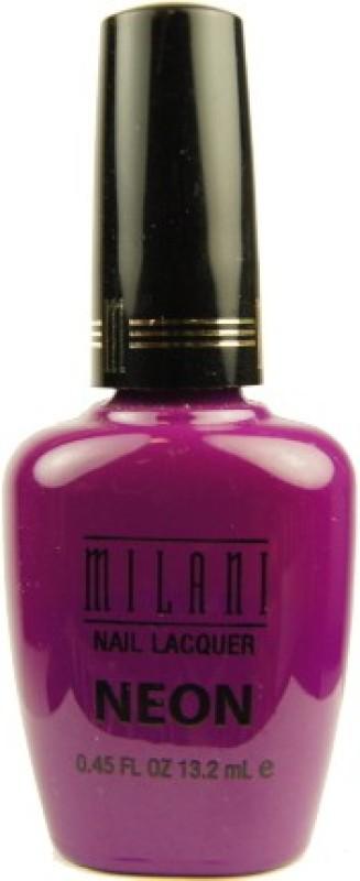 Milani Neon Nail Lacquer Rad Purple(13.2 ml)