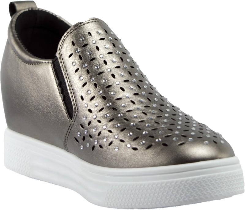 Gospel Gospel Gliter Air Punch SneakersGold