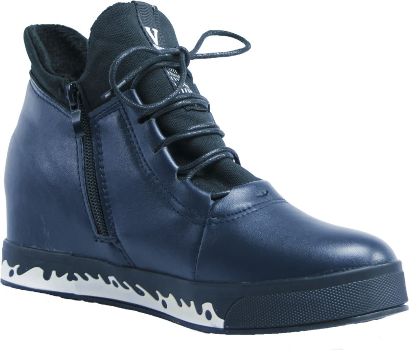 Gospel Gospel Ankeled Rockstar SneakersBlue