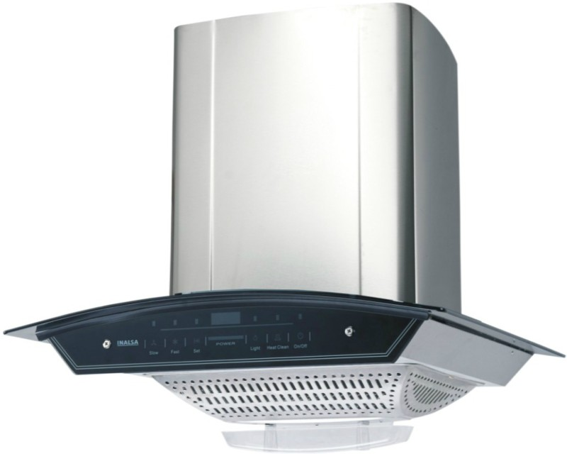 Inalsa Cruise 60 AC Wall Mounted Chimney(Steel 1250)