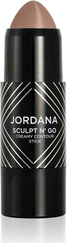 Jordana Sculpt N Go Creamy Contour Stick Compact - 6.5 g(Light)
