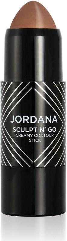 Jordana Sculpt N Go Creamy Contour Stick Compact - 6.5 g(Deep)