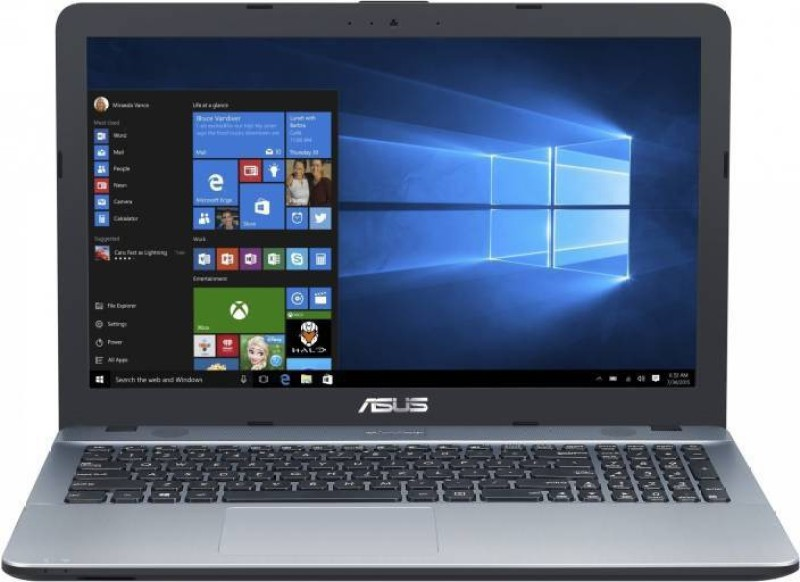 Asus VivoBook Max Core i3 7th Gen - (4 GB/1 TB HDD/Windows 10 Home/2 GB Graphics) A541UV-DM978T Laptop(15.6 inch, SIlver Gradient, 1.9 kg) image