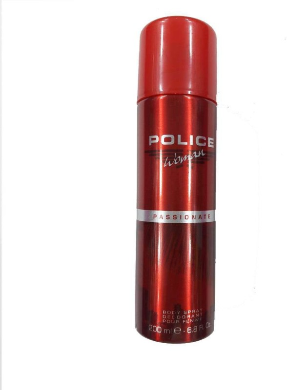 Police Deo Passionate Deodorant Spray - For Women Body Spray  -  For Women(200 ml) image