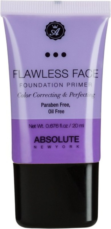 Absolute Flawless Foundation Primer Foundation(Lavender, 20 ml)